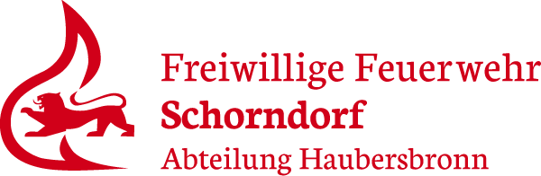 Logo der Freiwilligen Feuerwehr Schorndorf Abteilung Haubersbronn